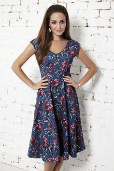 Olivia Dress (Tropical Nights) http://www.aliestreet.com/uk/occasionwear/item/ASOLDTN/Olivia-Dress-(Tropical-Nights).html