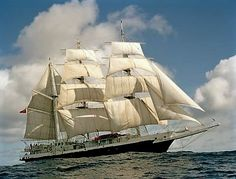 Lord Nelson - British Tall Ship