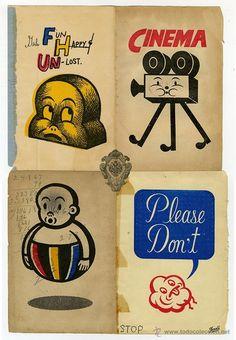 Libros de segunda mano: GARY TAXALI. I LOVE YOU OK? Ilustraciones Vintage. PRECINTADO - Foto 4 - 53991297