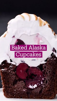 Fun Baking Recipes, Cupcake Recipes, Sweet Recipes, Dessert Recipes, Cooking Recipes, Dessert Dishes, Simply Recipes, Just Desserts, Delicious Desserts