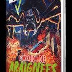 News: L'invasion des araignées géantes en DVD..