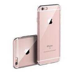 "Capa para Celular Iphone 6/6s Gel Top Premium 4.7"" silicone na EagleTechz Acessórios Mobile"