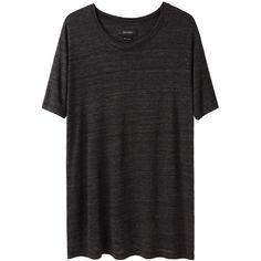 Isabel Marant Salika Tee ($150) ❤ liked on Polyvore featuring tops, t-shirts, shirts, dresses, relax shirt, crewneck tee, short sleeve crew neck tee, crewneck shirt and short sleeve shirts