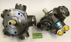 A returning customer, a large UK hydraulics engineering and company, required two Italgroup IAM 100 radial piston motors - offering high efficiency and high torques at low speeds. You can find more information on Italgroup and their range of radial piston motors by visiting http://www.hydraulicsonline.com/italgroup