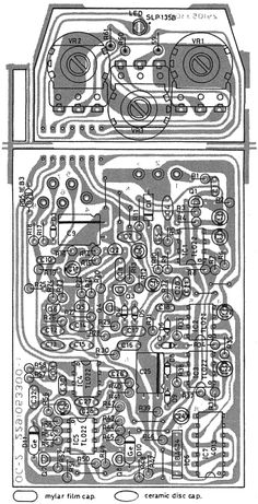 Pin by James F.Ellis on Pedal Schematics in 2019