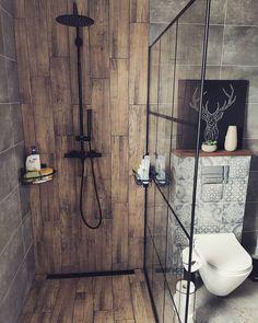Bathroom Design Luxury, Bathroom Design Small, Home Interior Design, Modern Shower, Modern Bathroom, Minimalist Small Bathrooms, Lavabo Design, Beauty Room Decor, Bedroom Wall Designs