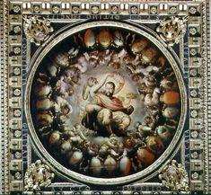 Giorgio Vasari, Apotheosis of Cosimo I de Medici | chapter 48