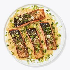 We So Love These 59 Miso Recipes   Bon Appétit Salmon Recipes, Fish Recipes, Seafood Recipes, Braised Chicken Thighs, Honey Sauce, Coconut Recipes, Healthy Recipes, Yummy Recipes, Meal Recipes