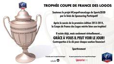Pour l'Impression 3D d'un Trophée pour la #CoupeFranceLogo on Vimeo