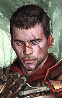 baldur's gate portraits fighter - Google Search