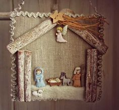1 million+ Stunning Free Images to Use Anywhere Christmas Clay, Christmas Nativity Scene, Christmas Bells, Christmas Projects, Christmas Ornaments, Nativity Scenes, Nativity Ornaments, Nativity Crafts, Christmas Crafts