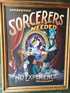 Sorcerers of the Magic Kingdom Recruiting