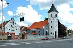 Kaunas - Karaliaus Mindaugo prospektas, Liuteronų bažnyčia