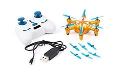 RC Mini Drone 2.4Ghz 4 Channel 6 AXIS Headless Gold 6 replacement Propellers #Tenergy