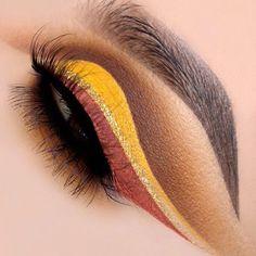 WOOW!!! Precision @glambysarai | #makeup