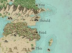 Crafting Plausible Maps - Behold, the fabled land of Badmapia!