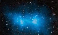 Астрономия для детей: Картинка недели Хаббла: Хаббл взвешивет «Толстяка»...