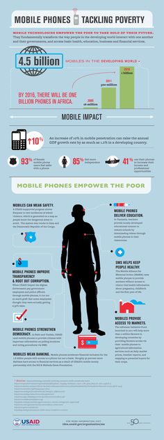 A billion reasons why cell phones make the world a better place (from USAID)