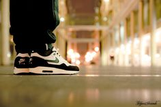 Nike Air Max 1 Forest Green