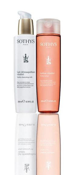 Vitality cleanser and toner. A great all-rounder for beautiful skin