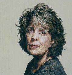 Cayce Zavaglia's Embroidered Portraits