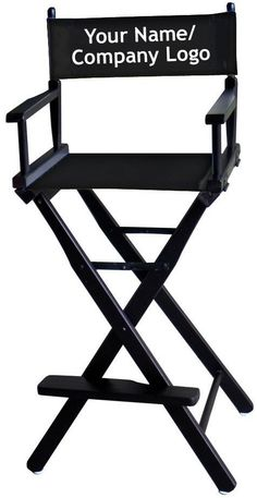 Superbe Personalized Directors Chairs