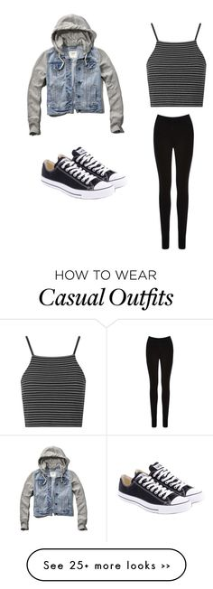 """Casual"" by aprilrose0 on Polyvore"
