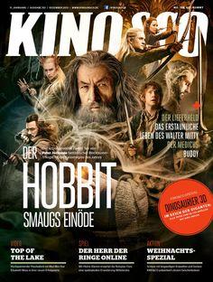 KC#153  KINO & CO, Wissen was kommt. Film des Monats: DER HOBBIT: SMAUGS EINÖDE
