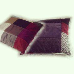 #pillow#kissen#naehen#verdammtenaht#patchwork