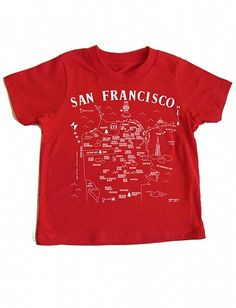 Also available - NYC, la, Brooklyn (and others?) and onesies