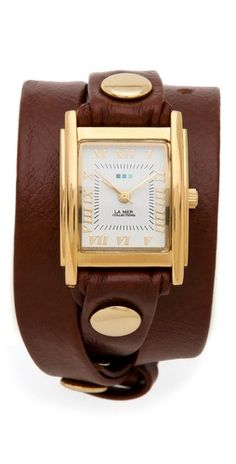 Simple Wrap Watch