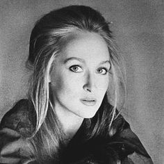 "Meryl Streep - Photographed for ""VOGUE"" ~ 1979"