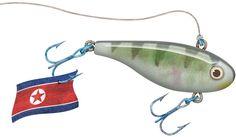 Fishing on the Korean DMZ - Washington Times