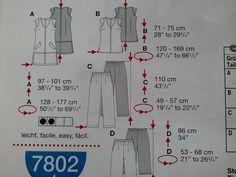 Πατρόν Νο 7802 για εύσωμες.Μεγέθη 44 εως 60. Μπορούμε να σας ετοιμάσουμε μονον το δικό σας για να το ραψετε μονες σας. Γιούλη Μαραβέλη τηλ:2221074152 Βελισσαρίου 13-Χαλκίδα