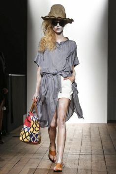Vivienne Westwood Red Label Ready To Wear Spring Summer 2014 London