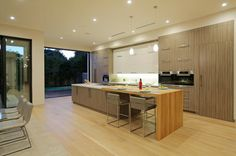Modern Laurel Residence by Amit Apel Design Home Theater Lighting, Oven Design, Theater Seating, Home Cinemas, Lighting System, Kitchen Reno, Improve Yourself, Furniture, Master Chef