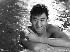 ning zetao / he's got quite a smile...