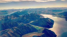The view from my plane leaving Queenstown New Zealand [1080566] #reddit