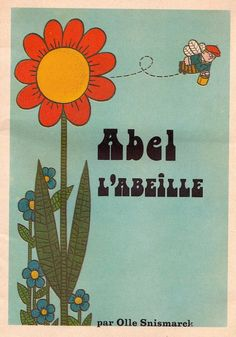 Abel L'Abeille Danish Book French Translation by Pommedejour