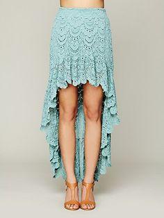 Nightcap Spanish Saloon Skirt