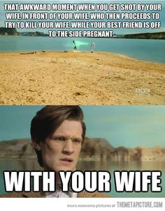 > doctor who in a nutshell