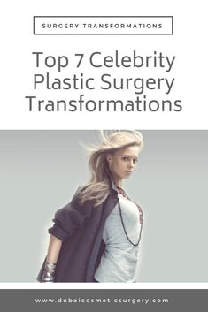 Celebrities are certainly an inspiration to a lot of us. Here is a list of top 10 celebrity plastic surgery transformations. Eyelid Lift, Brow Lift, Neck Lift, Celebrity Plastic Surgery, Botox Injections, Facial Rejuvenation, Cosmetic Treatments, Hair Transplant, Liposuction