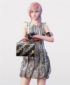 Why My Nerdy Obsession With Final Fantasy Is Totally Stylish