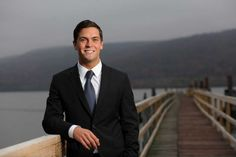 Seand Eldridge, investor, founder of Protect Our Democracy and LGBT campaigner (USA).