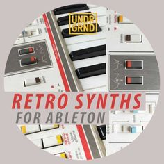 Retro Synths For Ableton MULTiFORMAT FANTASTiC | 19 October 2016 | 924 MB Retro Synths for Ableton is a collection of 20 powerful multi-sample rack instru