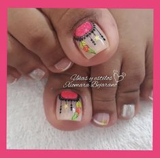 Summer Toe Nails, Nail Designs, Lily, Nail Art, Beauty, Veronica, Work Nails, Stickers, Flower