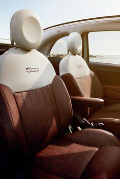 Fiat 500 1957 Edition Interior                                                                                                                                                     More