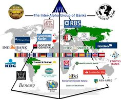 Rothschild's Banking Cartel - be sure you understand Central Banking and Fiat Money.  How many countries left w/o a Central Bank?  Let's not forget the IMF.