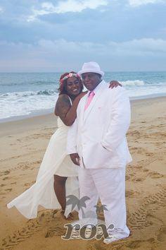Orange Sunset Wedding Kiss At Ocean City MDs Princess Bayside Hotel By Rox Beach Weddings Roxbeach