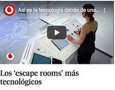 Escape Room, Horror Films, Tecnologia